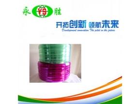 普通杠纯白(淡绿+紫)